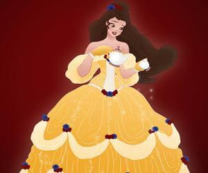 princess, disney, and cute image