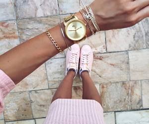 bracelet, fashion, and fit image
