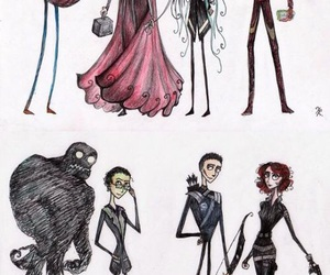 Avengers, tim burton, and Hulk image