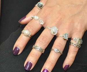 jewelry, rings, and silvertrendz image