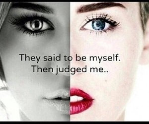 judge, miley cyrus, and quote image