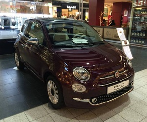 500, fiat 500, and bling image