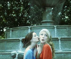 gossip girl, friends, and leighton meester image