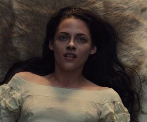 kristen stewart and snow white image
