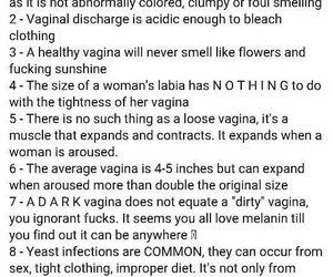 exactly, vagina, and rules image