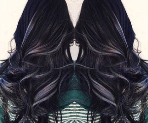 hair, color, and style image