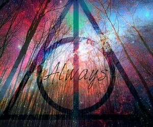always, harry potter, and wallpaper image