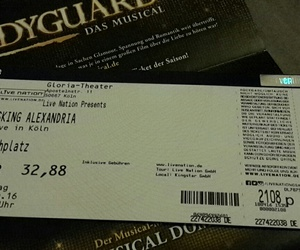 concert, asking alexandria, and metal image