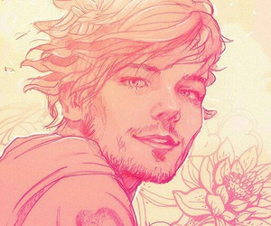 flowers, tomlinson, and louis image