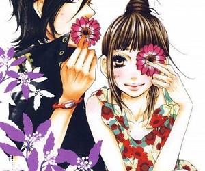 say i love you, anime, and couple image