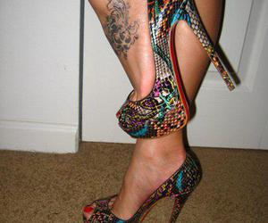 christian, louboutin, and shoes image
