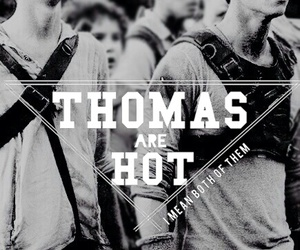 guys, Hot, and thomas brodie sangster image