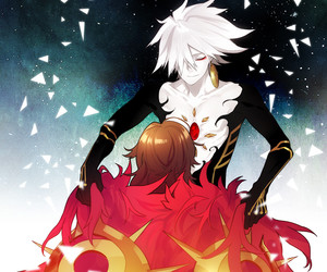 fate extra, fate grand order, and karna image