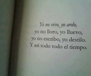 frases, book, and tiempo image
