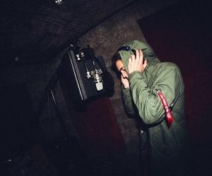 rapper, studio, and nate maloley image