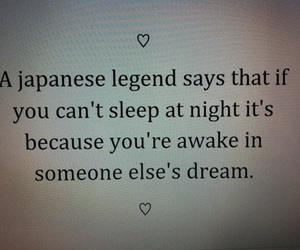quotes, Dream, and legend image