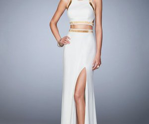 evening dress and long prom dress image
