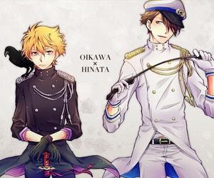 haikyuu!! and oikawa tooru image