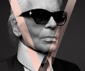 2016, fashion, and karl lagerfeld image