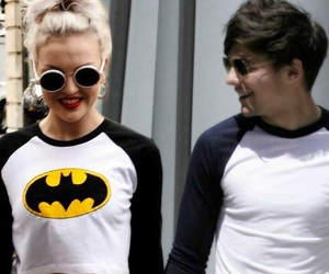 louis, one direction, and perrie image