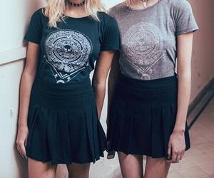 bff, black, and blondes image