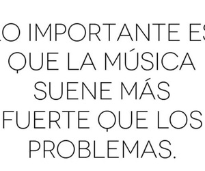 music, problem, and frases image