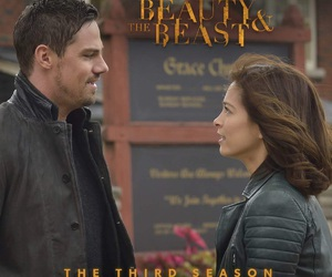 beauty and the beast, the cw, and beauty & the beast image