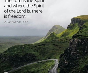 freedom, lord, and spirit image