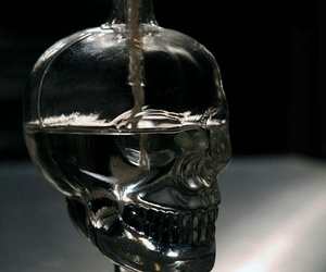 candle and skull image
