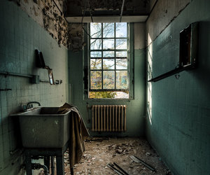 abandoned, etsy, and fine art photography image