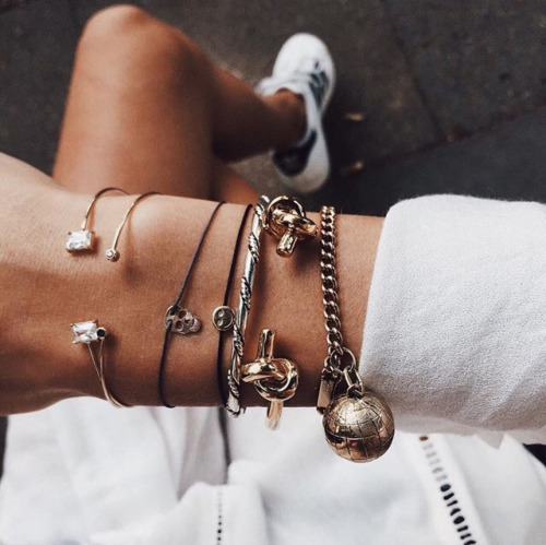 fashion, bracelet, and accessories image