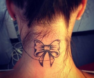 bow and Tattoos image