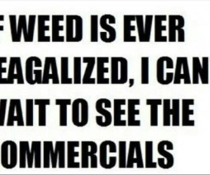 weed, funny, and text image