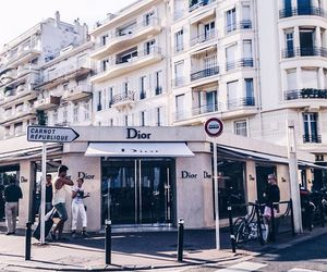 cannes, dior, and france image