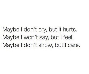 quotes, hurt, and feelings image
