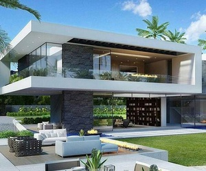 house and luxury image