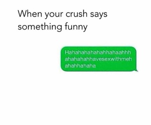 crush, lol, and text image
