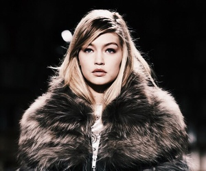 dark and gigi hadid image