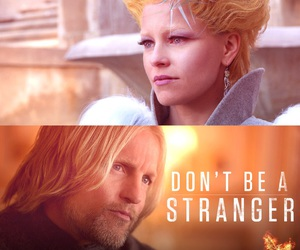the hunger games, Elizabeth Banks, and woody harrelson image