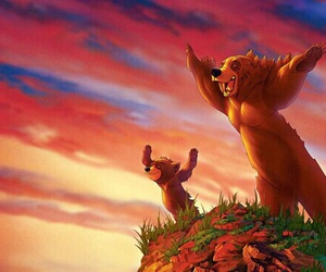 brothers, disney, and brother bear image