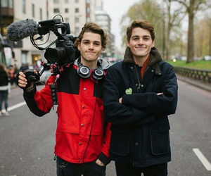 boys, twins, and jack harries image