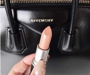 lipstick, Givenchy, and mac image