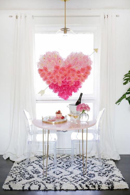 heart, romantic, and love image