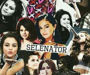 Collage, selena gomez, and wallpaper image