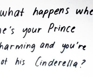 cinderella, quote, and love image