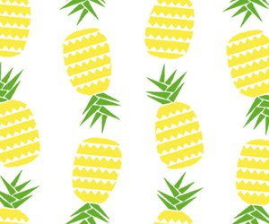 wallpaper and pineapple image