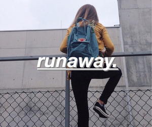 runaway, grunge, and aesthetic image