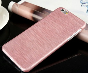 phone iphone cover pink image