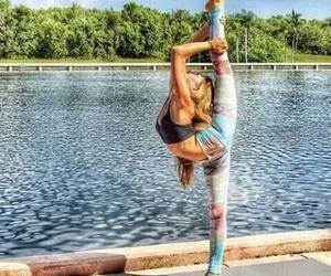 girl, dance, and gymnastics image