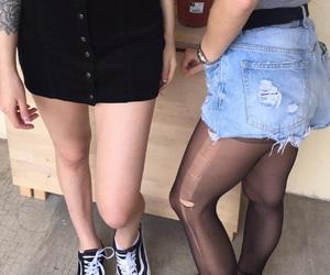 girls and tattoo image